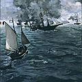 Un fait d'armes méconnu de la guerre de Sécession: la bataille navale de Cherbourg du 19 juin 1864
