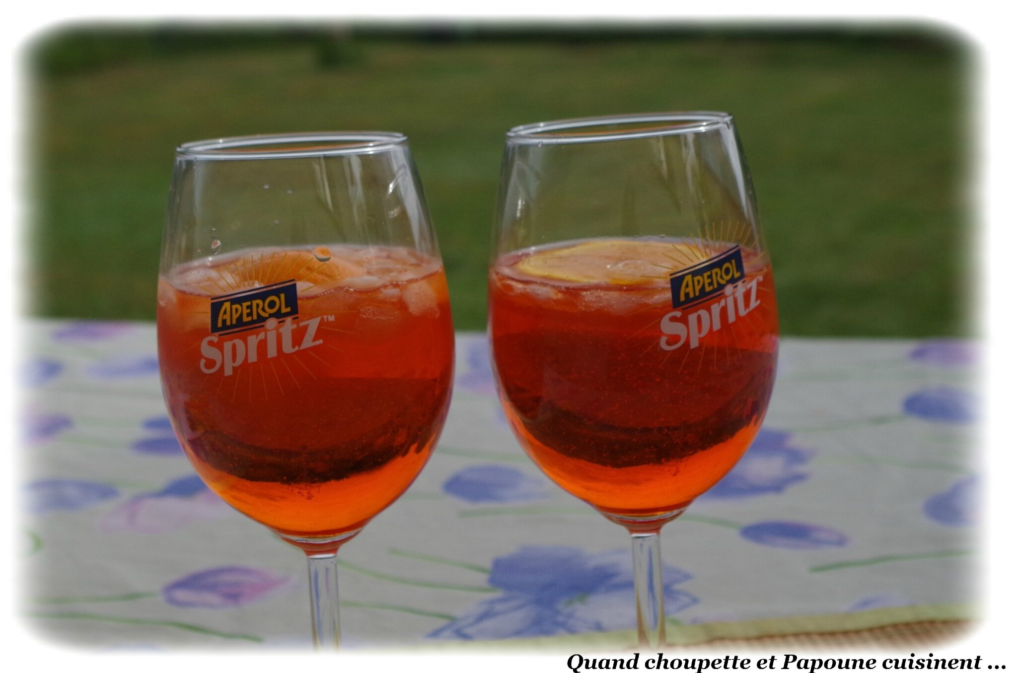 COCKTAIL SPRITZ