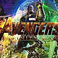Avengers infinity war le verdict !