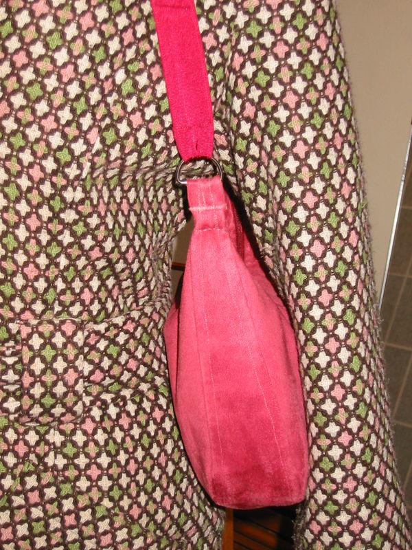 sac à main rose1