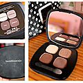 <b>BareMinerals</b> Ready Eyeshadow 4.0 THE TRUTH : Très jolies couleurs !