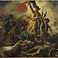<b>Delacroix</b> (1798-1863) au Musée du Louvre