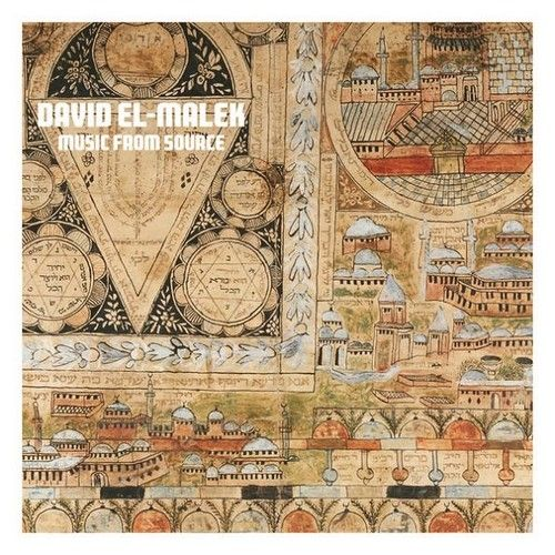 David El-Malek - 2008 - Music From Source (Plus Loin-Zebralution)