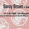 1996-11-29 Savoy Brown