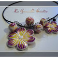 Collier flowers