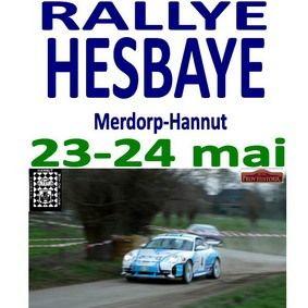 Rallye de Hesbaye 2009 2