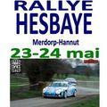 20 Rallye de Hesbaye 2009