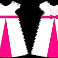 Patron de la robe