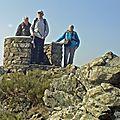 Circuit du mont monnet 782 m du col de grenouze 624 m – massif du pilat