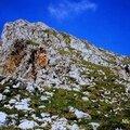 Rando pédestre sur le deuxième plus haut sommet du vercors:la grande moucherolle (isere)