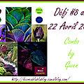 Défi #8 du 22 Avril 2019