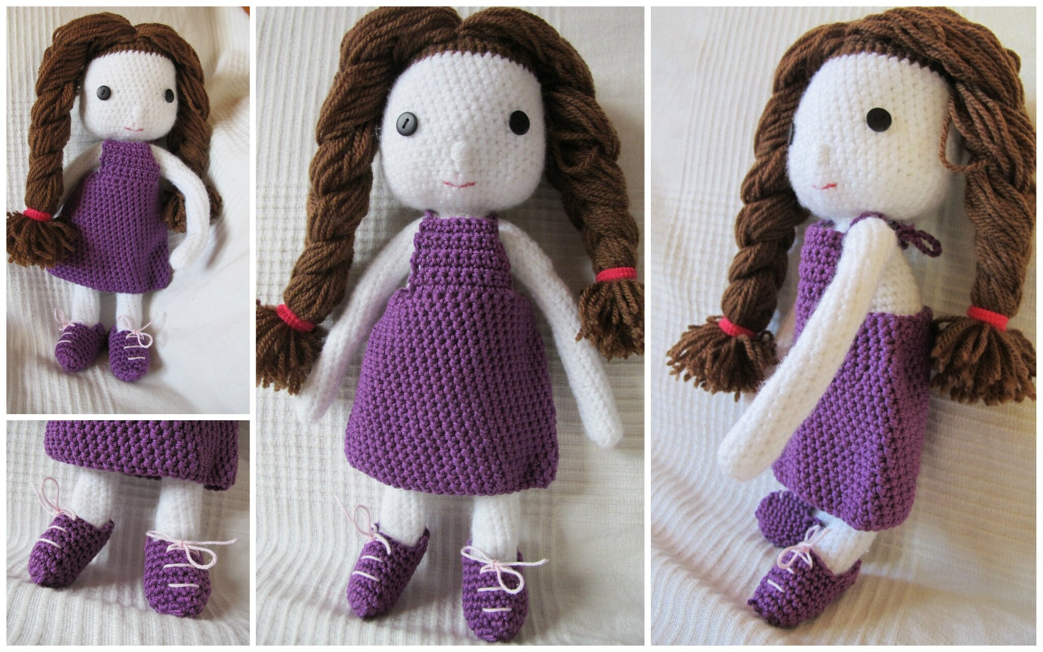 Tenue estivale crochet
