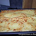 Lasagnes d'une mama italienne