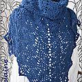 A comme adeline crochet shawl pour audrey