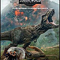 <b>Cinéma</b> - Jurassic World 2 : Fallen Kingdom (2/5)