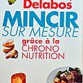 Mincir sur mesure grâce à la chrono-nutrition (dr alain delabos)