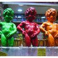 BXL Choco Manneken Colors