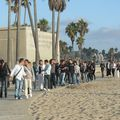 Los Angeles : Venice Beach, le Groupe