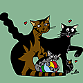 3 mamans