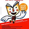 Journées internationales du livre voyageur 21 & 22 mars 2017