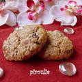 Cookies au flocons d'avoine, pépites de chocolat, sirop d'érable #4