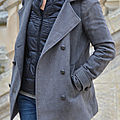 Le manteau Saint-Michel de Cozy Little World