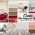 Cs&diy#11: combo rouges et bruns sponsorisé par jennie de joli mess
