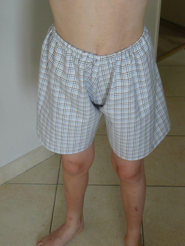 Short pyjama des Intemporels pour Enfants en 10 ans