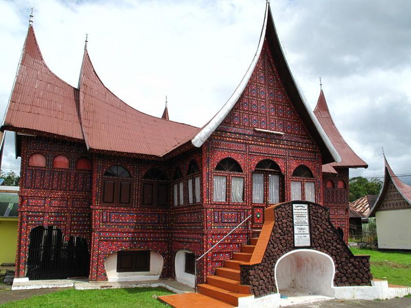 Rumah Gadang (Kota Gadang, Sumatra)