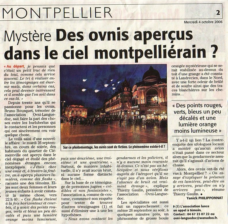 ovni a montpellier