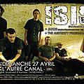 ISIS - 26 Avril <b>2008</b> - Epicerie Moderne - FEYZIN