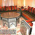 <b>Salon</b> marocain attrayant 2014