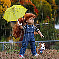 I'm singin' in the rain 🎵🎵 ..... enfin !