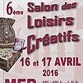 Salon de mer (41) ce week-end, les 16 et 17 avril 2016