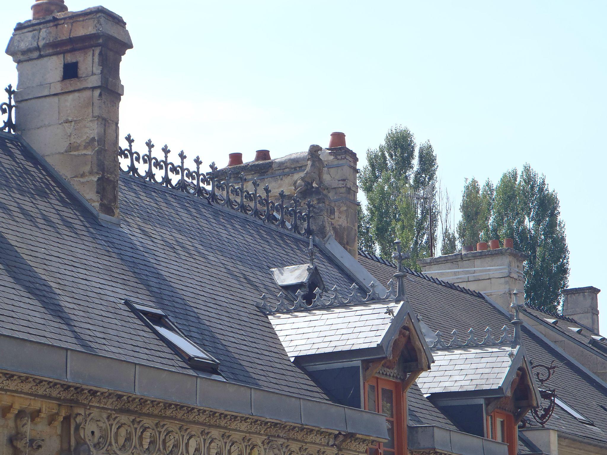 toiture villa palestrina