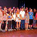 Mercredi 3 juin 2015 au thor: cérémonie de remise des prix du concours national de la résistance et de la déportation