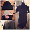 Modification d'une robe