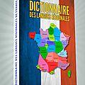 Un dictionnaire original : celui des langues régionales