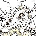 La surface du Plateau des Ombres