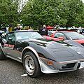 CHEVROLET Corvette C3 Limited Edition Indy Pace Car coupé 1978 Illzach (1)