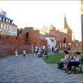Varsovie : vieille ville