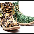 <b>Boots</b> Bee Line Honey - <b>Boots</b> Bee Line Grass - Timberland & Pharrell Williams