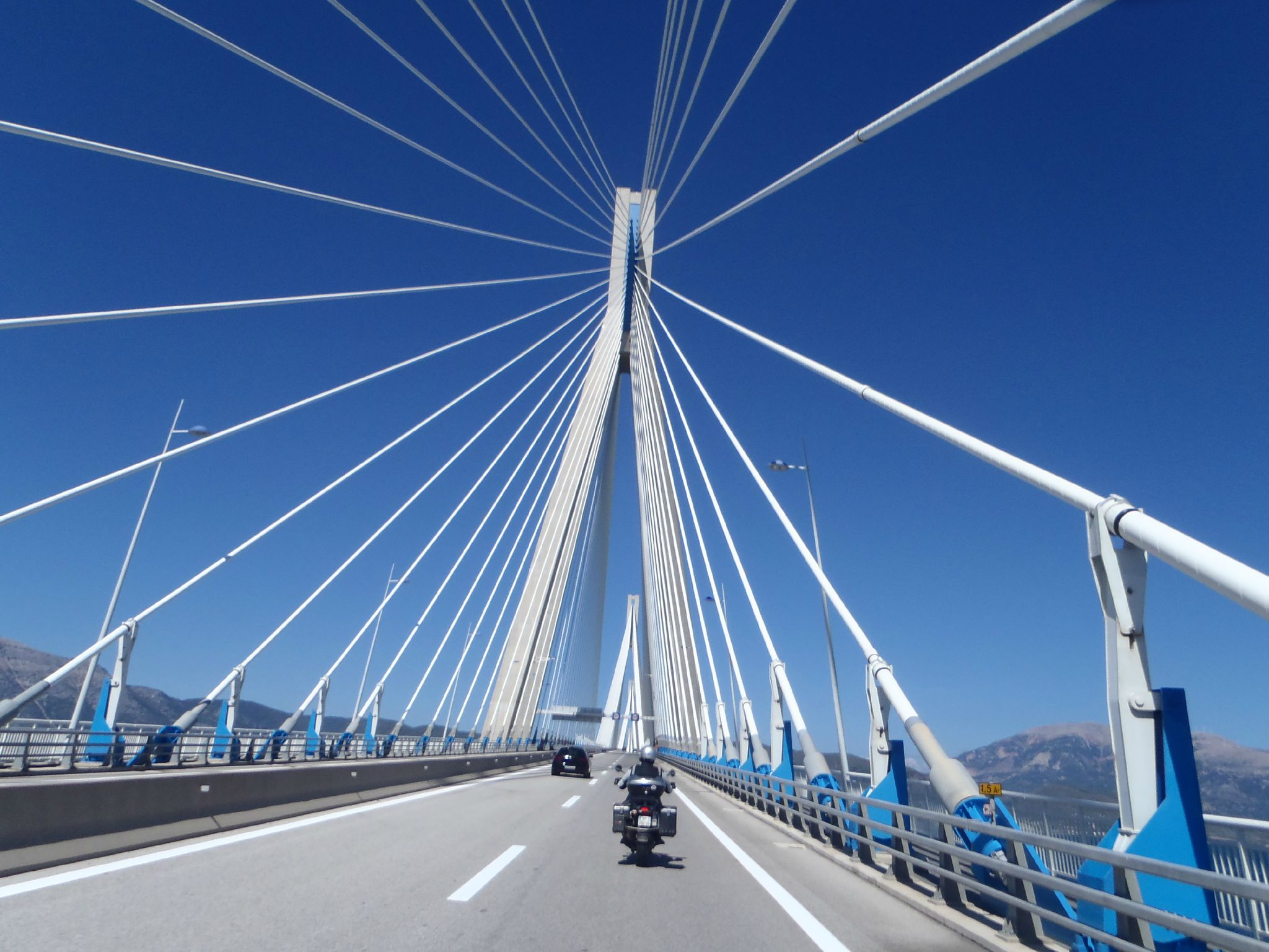 grece pont rion antirion un grand moment
