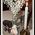 Ronde des chandeliers chez lylouanne
