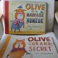 Olive [Chut, les enfants lisent #25]