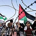 Déclaration <b>Balfour</b> : plus d'un siecle d'injustice !