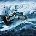 Opération némésis : sea shepherd a entamé sa onzième campagne de lutte contre les baleiniers japonais