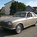 PEUGEOT 204 coupé Hambach (1)