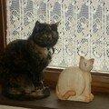 Elina et le chat_