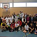 National de Badminton au Kremlin Bicêtre